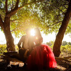 Wedding photographer Anuar Mukhiev (Muhiev). Photo of 20.10.2016