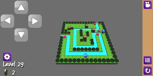 Blooby block: Sokoban adventure android2mod screenshots 2