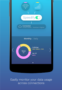 Descargar Speedify VPN - Unlimited Secure VPN APK + Mod Android