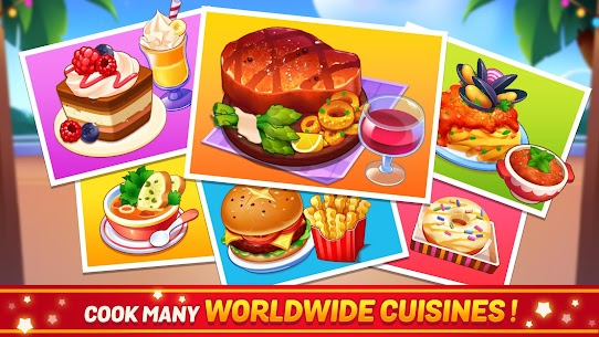Cooking Dream: Crazy Chef Restaurant cooking games 10