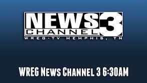 WREG News Channel 3 6:30AM thumbnail