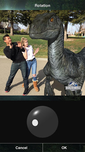 Jurassic World MovieMaker screenshot 4