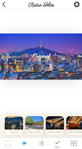Retrofilm – Photo Editor for Seoul City 4