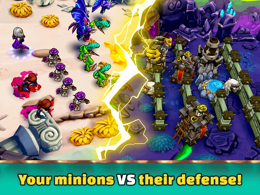 Winions: Mana Champions 1.7.7 androidappsheaven.com 1
