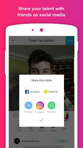 Smule - The Social Singing App screenshot 6