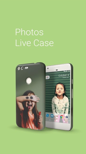 #1. My Live Case (Android)