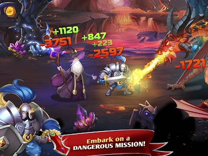 Tap Knights – Fantasy RPG Battle Clicker 1.0.0 8