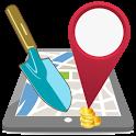 Mit Fund - GPS fund & sporlog icon