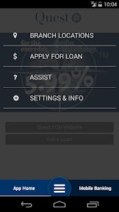 Quest Federal Credit Union- screenshot thumbnail