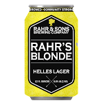 Rahr & Sons Blonde Lager