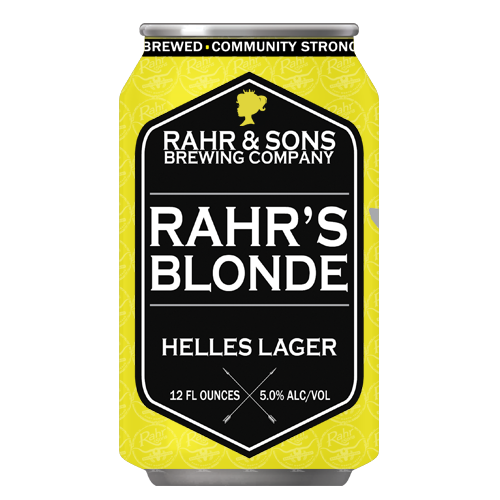 Logo of Rahr & Sons Blonde Lager