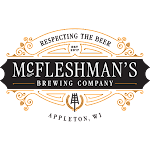 Logo for McFleshman's Brewing Co.