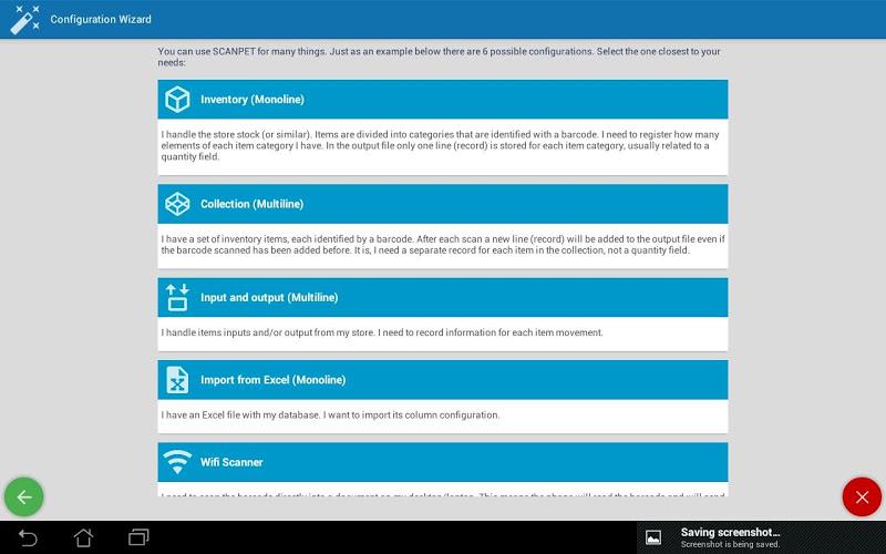 Inventory + Barcode scanner: inventory management Screenshot 10