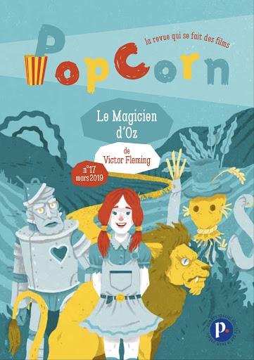 PopCorn n°17 éditions du maïs soufflé