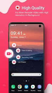Screen Recorder Pro – Record Video, Capture Image App Download For Android 1