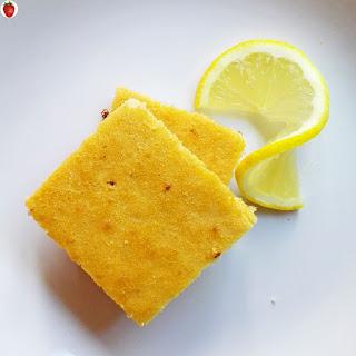 Paleo Coconut Lemon Cake.