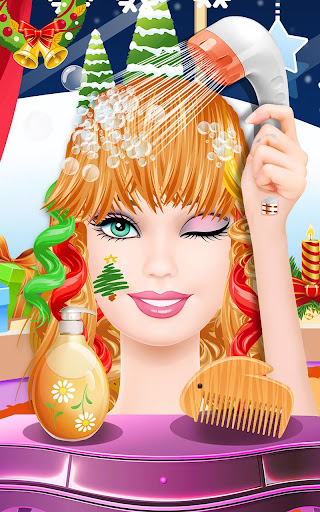 Fashion Doll Hair SPA screenshot 1