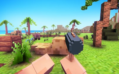 Sandbox Exploration 3D Pro APK screenshot thumbnail 1