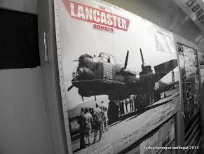 Photo: bombardeiro lancaster