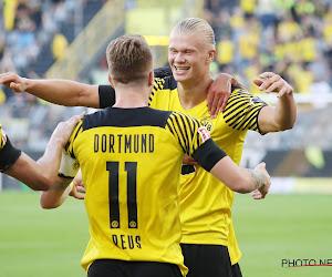 Meunier à l'assist, le Borussia se fait peur, mais réussit ses débuts en C1