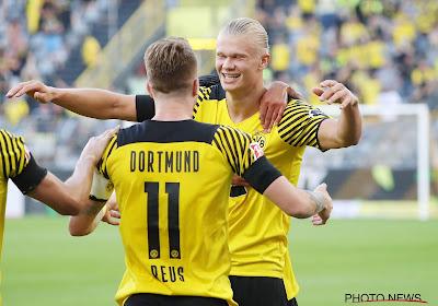 La (très) mauvaise nouvelle pour Haaland et Dortmund?
