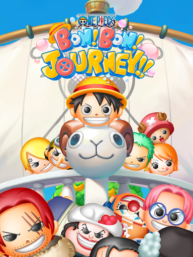 ONE PIECE BON! BON! JOURNEY!! apktram screenshots 1