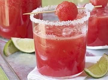 Watermelon Margaritas
