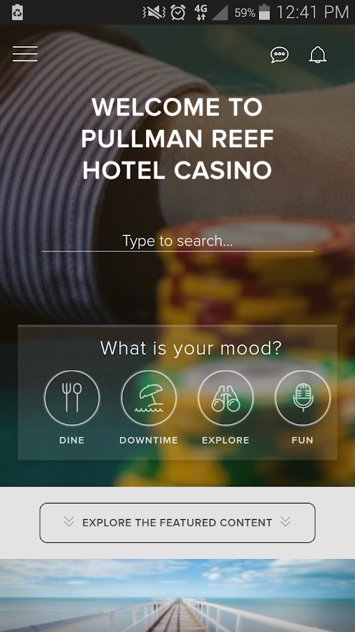 Pullman Reef Hotel Casino- screenshot