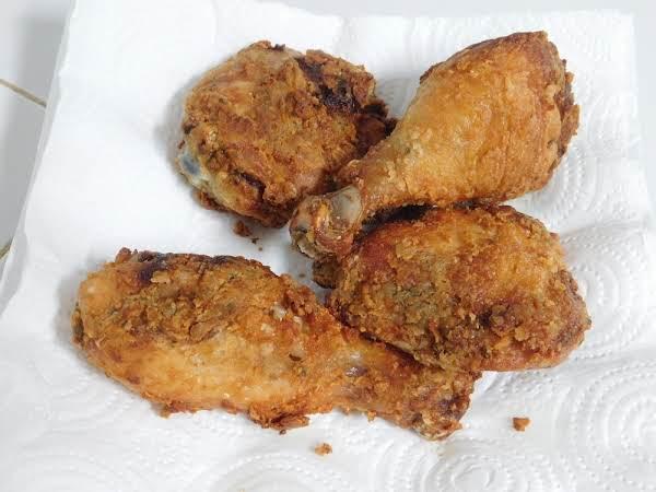 Baked Coconut Chicken