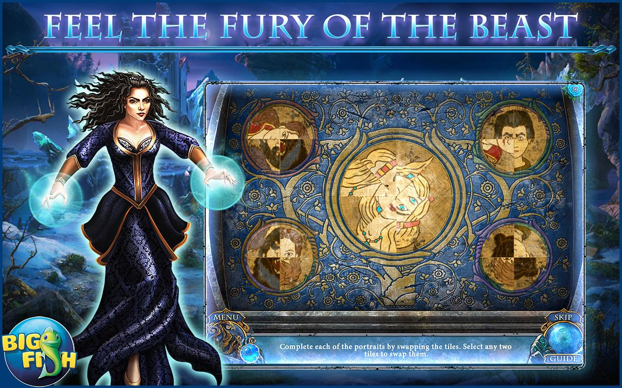 Living legends wrath of the beast full android apps for Big fish games video games