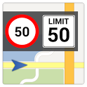 Maps Speed Limits icon