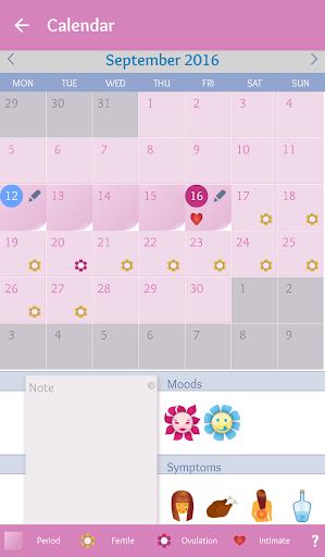 Period Diary  screenshots 2