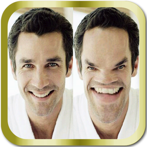 Fun Face Effects Warp