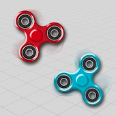Fidget Spinner Battle Arena