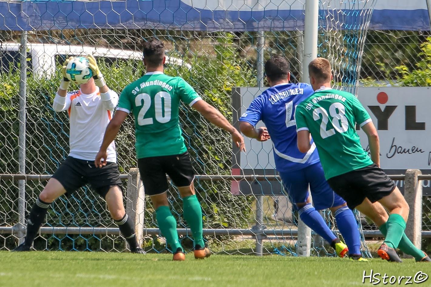 TVK II – SV Mundingen   1:2 (1:0)