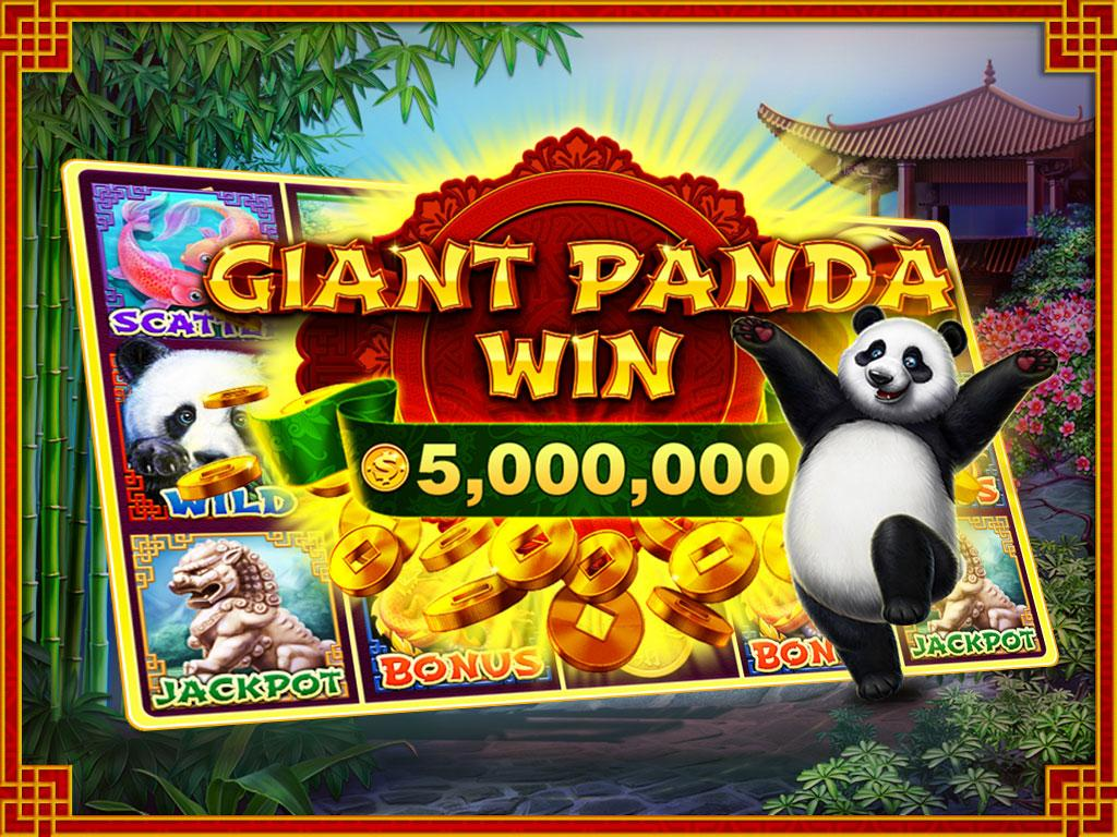 Panda Best Slots Free Casino - screenshot