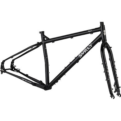Surly Ogre Frameset - Blacktacular