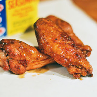 Oven-Fried Old Bay Wings.