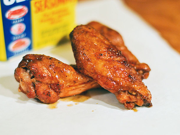 Oven-Fried Old Bay Wings Recipe