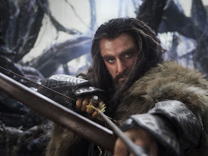 Photo: Thorin Oakenshield in Mirkwood? Hunting a white stag perhaps?