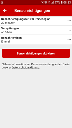 ÖBB Scotty - screenshot