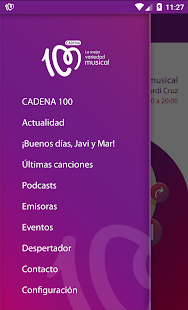 CADENA 100- screenshot thumbnail