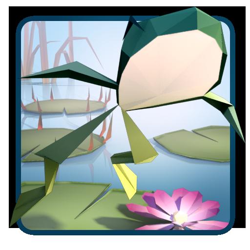 Android aplikacija JuJu Frog