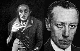 "Photo: Max Schrek como ""Nosferatu"""
