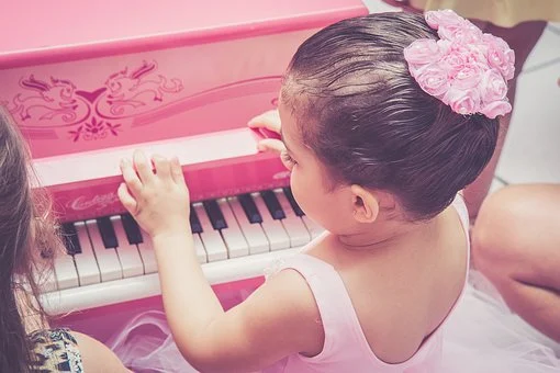 Have you thought about introducing music to your child? It's a great way for them to explore their creative side while learning a lot of discipline.