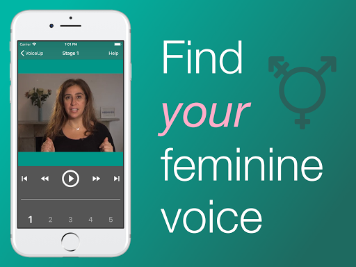 Christella VoiceUp - Feminize your voice 6.5.1 Screenshots 4