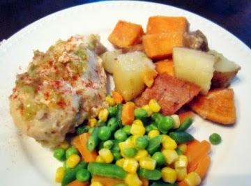 Italian Slow Cooker Chicken Recipe