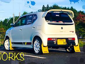アルトワークス HA36S 4WD・5MTのカスタム事例画像 ゆずきらむさんの2018年09月14日20:32の投稿