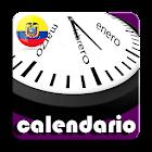 Calendario Laboral Feriados y Eventos 2019 Ecuador icon