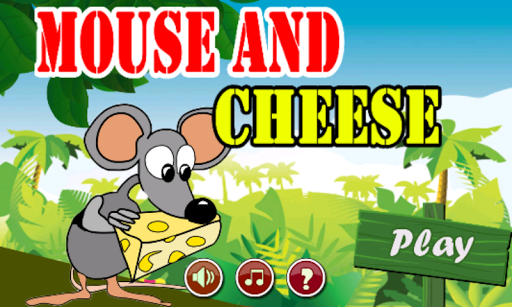 Mouse And Cheese Adventure